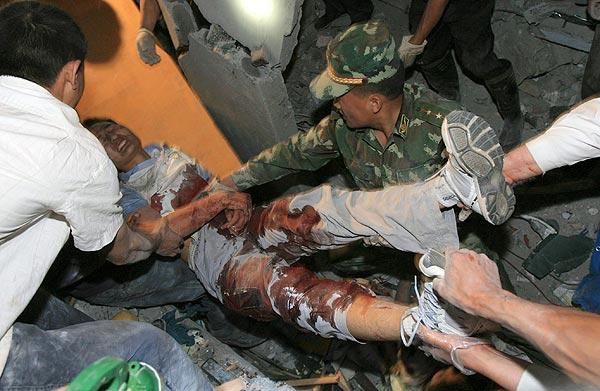 China cuenta ya más de 8.000 muertos