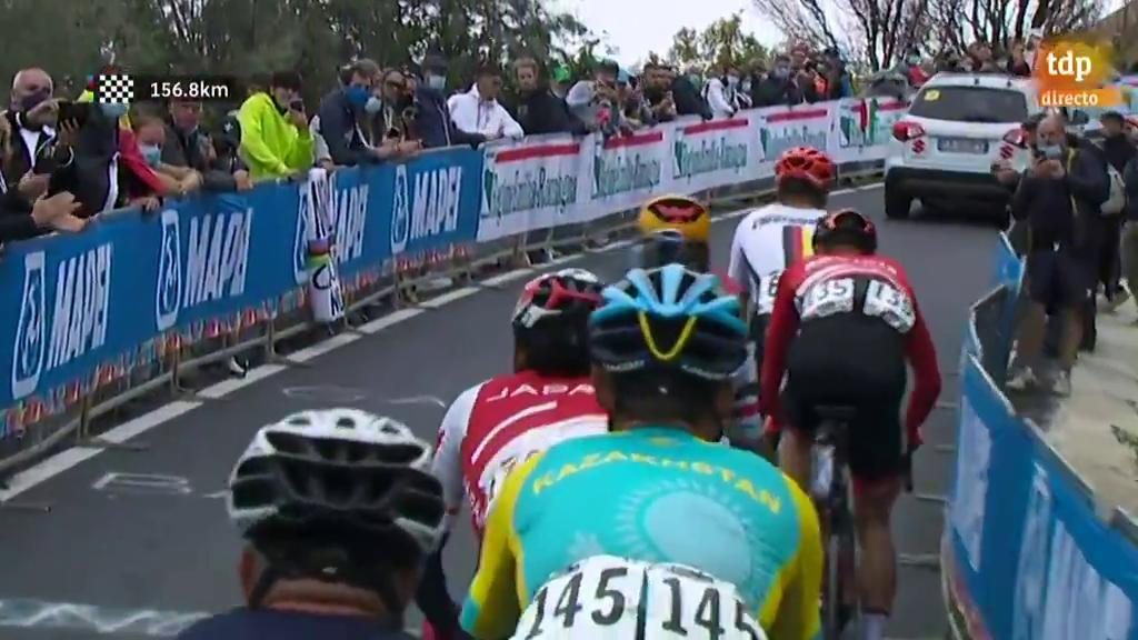 Campeonato del Mundo en Ruta. Prueba élite masculina (2)