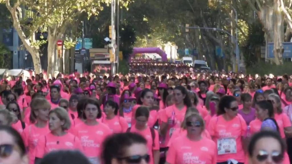 Atletismo - Circuito 'Carrera de la Mujer 2018'. Prueba Barcelona