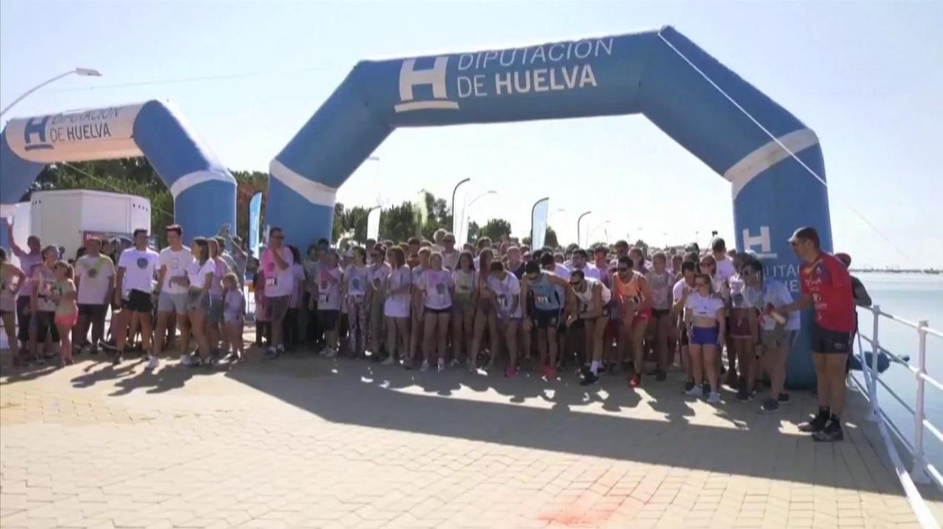 Circuito Music Run España 'Mr. Music Run Color Huelva'