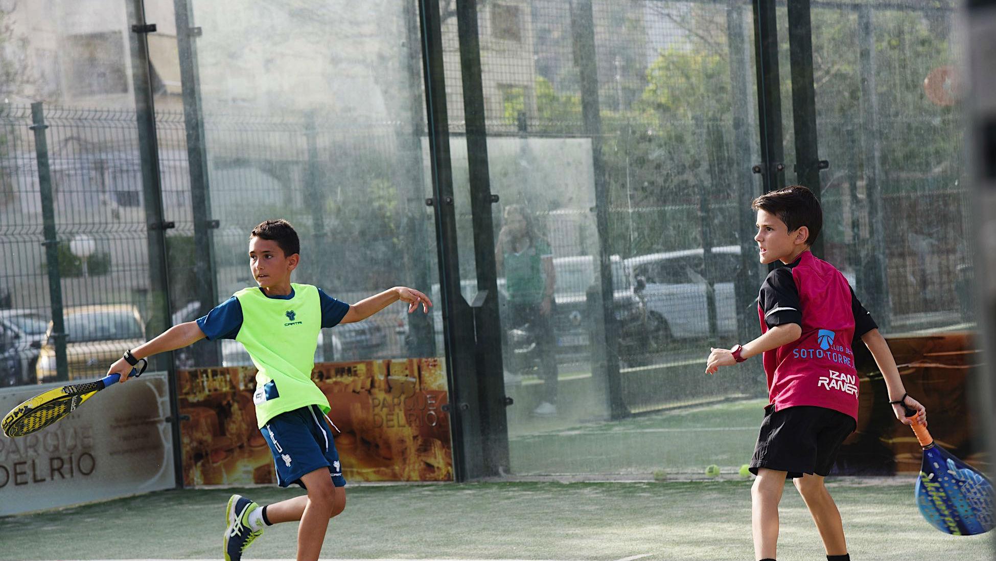 Circuito nacional de menores Pádel TYC Premium 3. Málaga, 22-24 de junio 201