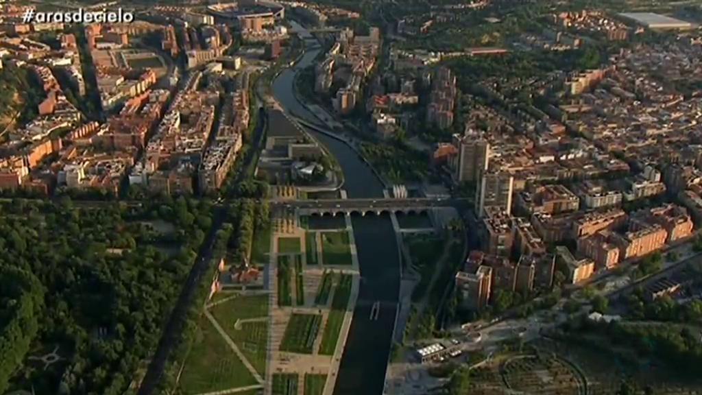 España a ras de cielo - Ciudades para todos