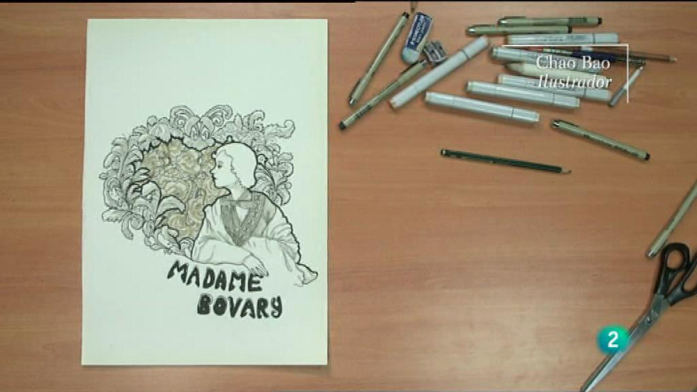 """Página Dos - El clásico:  """"Madame Bovary"""" (Eterna Cadencia) de Gustave Flaubert"""