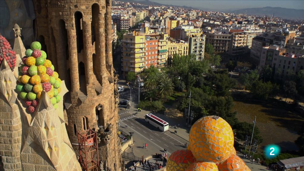Especials TVE Catalunya - Codi Gaudí