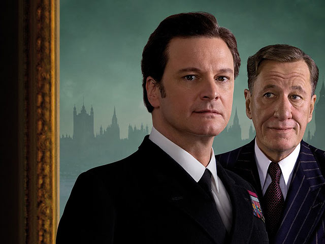 "Colin Firth: ""El Rey Jorge VI era tartamudo, pero no tonto"""