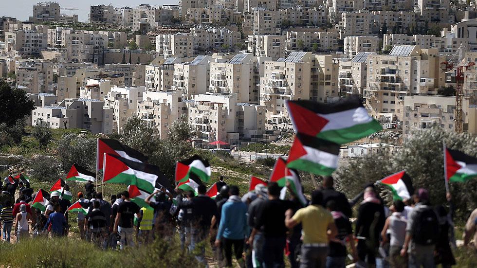La colonización ha avanzado durante el tercer mandato de Netanyahu