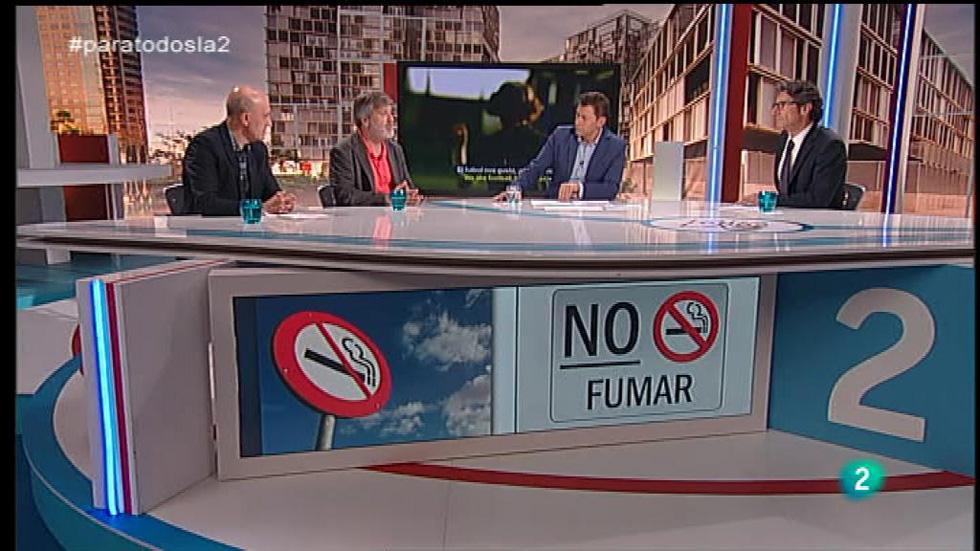 Para Todos La 2 - Coloquio - Fumar en espacios públicos