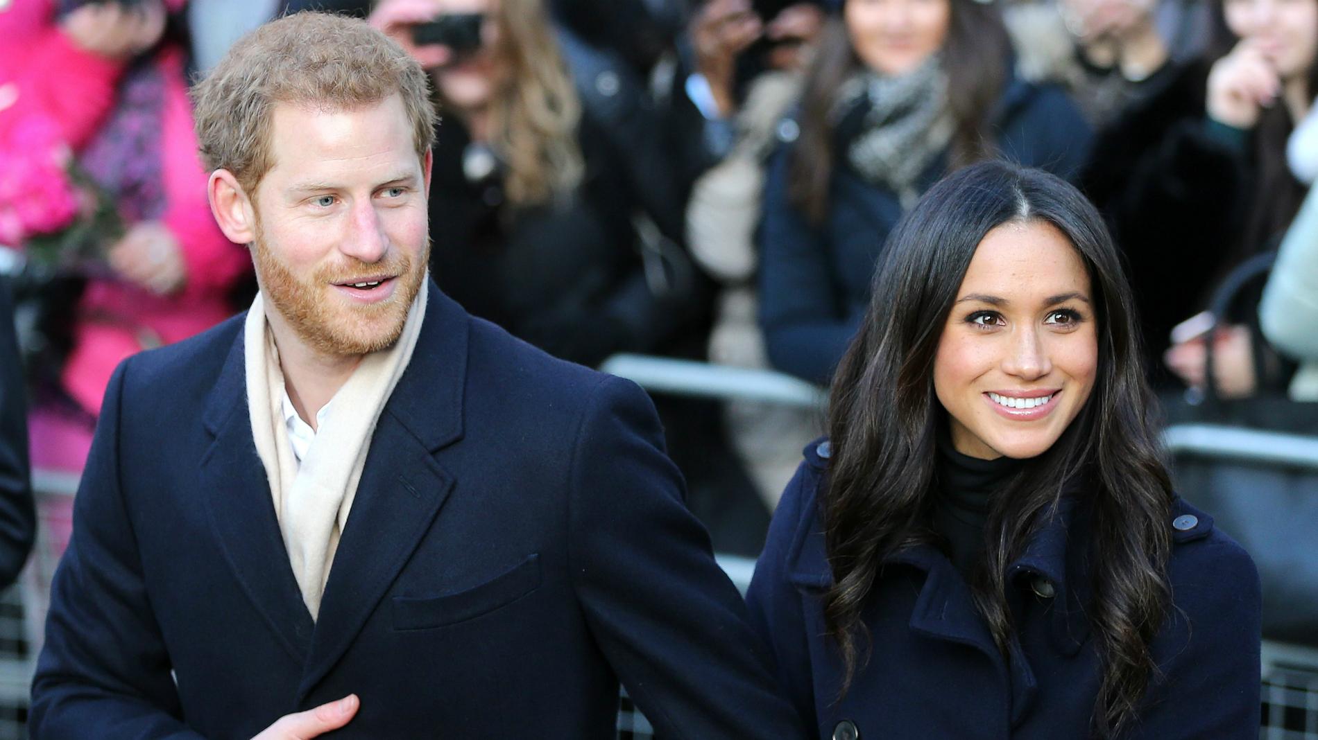 El Comunicado De Enrique Y Meghan Sorprende A La Familia Real Británica