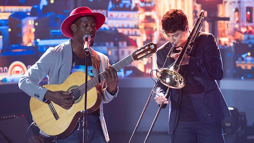 Eurovisión 2018 - Concierto Amaia, Alfred y amigos
