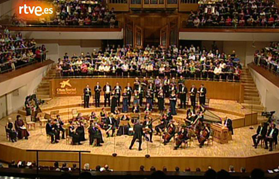 Los conciertos de La 2 - Concierto participativo de El Mesías de Händel