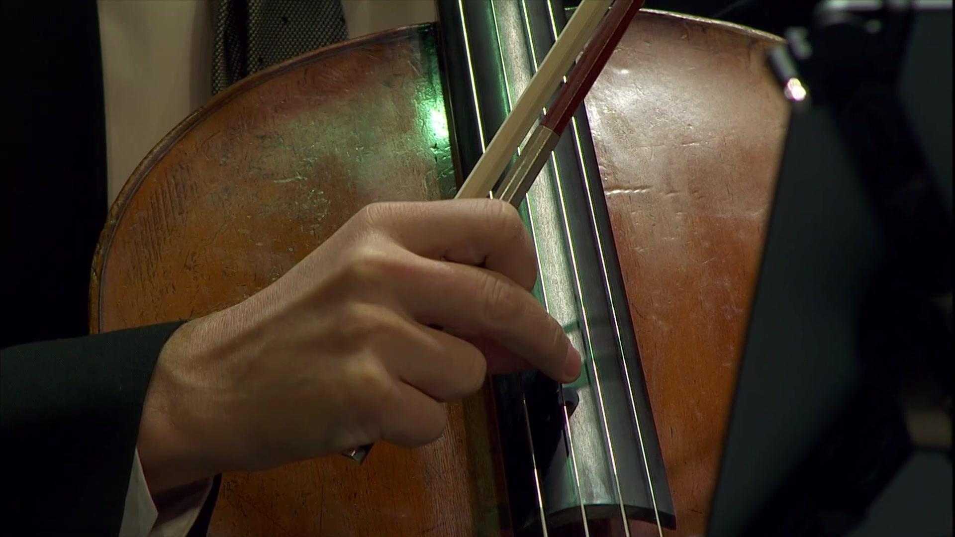 Concierto gala de música de cine español (parte 1)