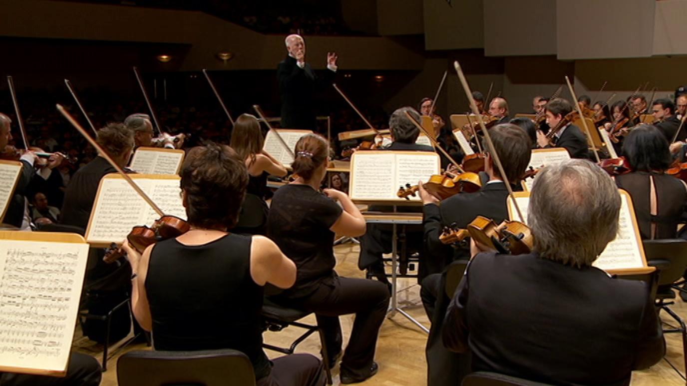 Integral Sinfonías de Beethoven. Día de la música