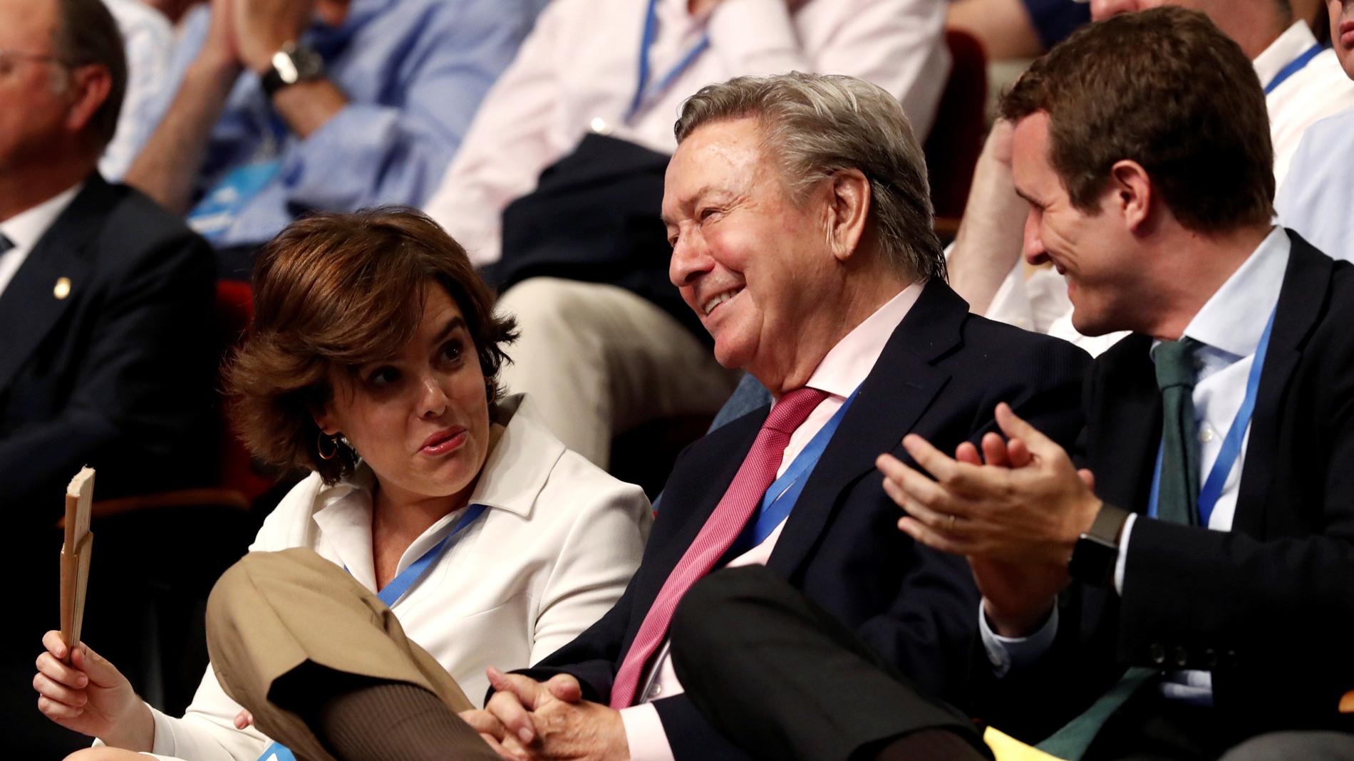 Congreso del PP | El PP, a unas horas de saber quién presidirá el partido después de Rajoy