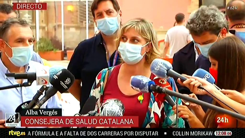 """La consejera de Salud catalana advierte de una segunda ola de coronavirus """"intensa"""" en otoño"""