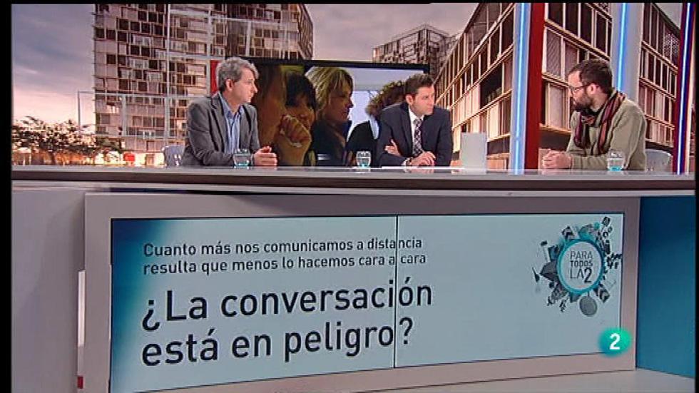 Para Todos la 2 - Coloquio - La conversación