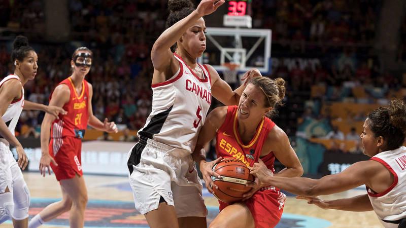 Copa del Mundo de baloncesto: Los mejores minutos de España ante Canadá
