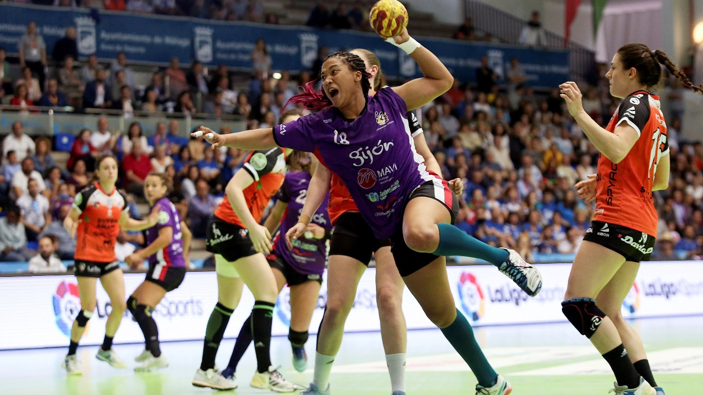 Balonmano - Copa de S.M. la Reina Final: Mavi Nuevas Tecnologías - Sup.Amara Bera Bera