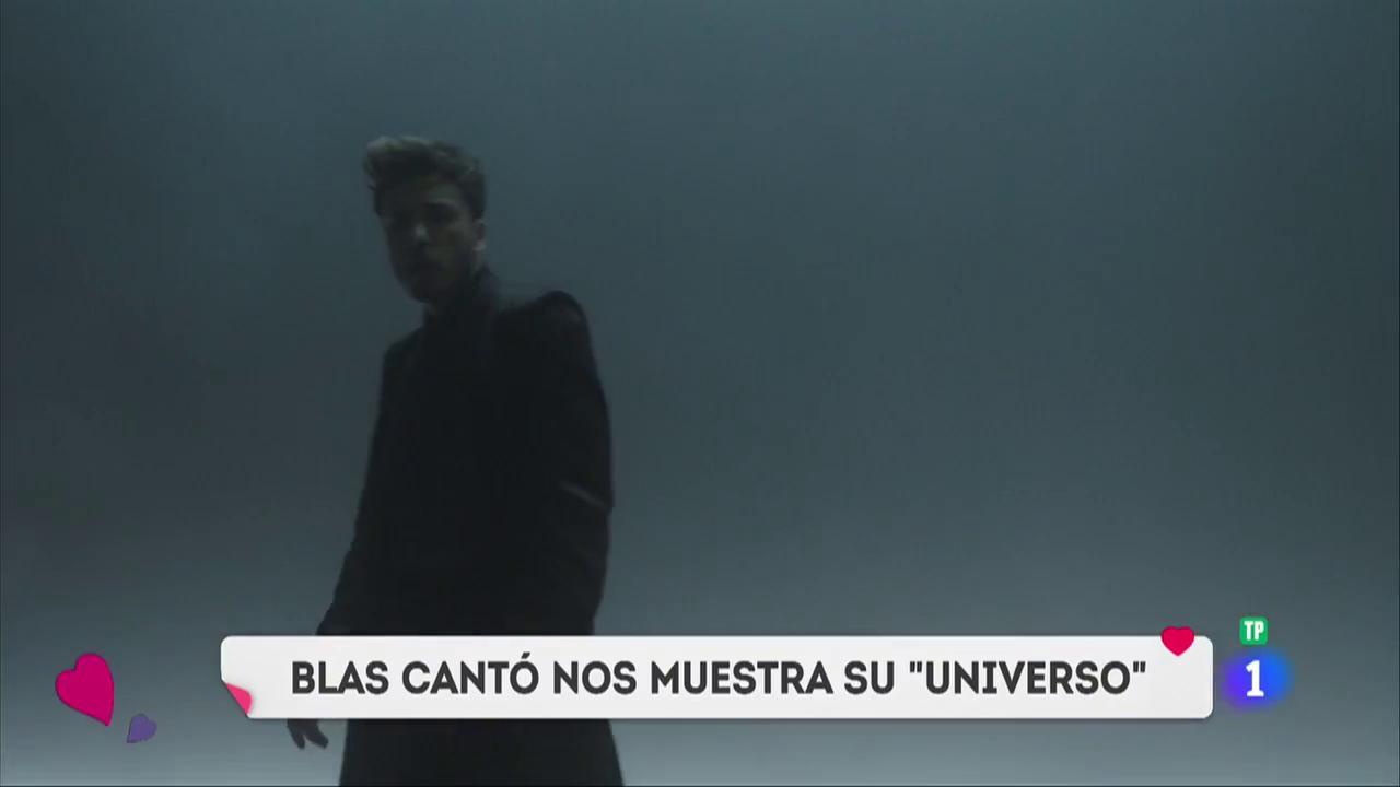 """Blas Cantó quiere sacar """"Universo"""" en otros idiomas"""