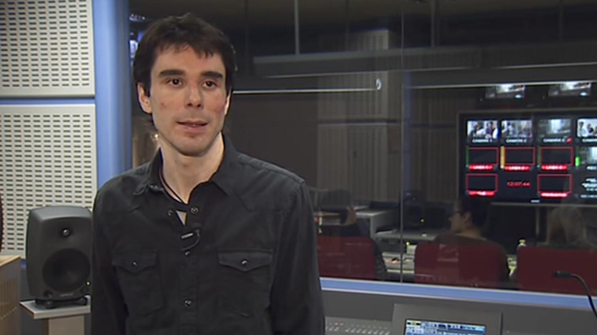 El corto 'Voces' de Ander Pardo, trabajo de fin de curso en el Instituto RTVE, premiado en MovieScreenPro