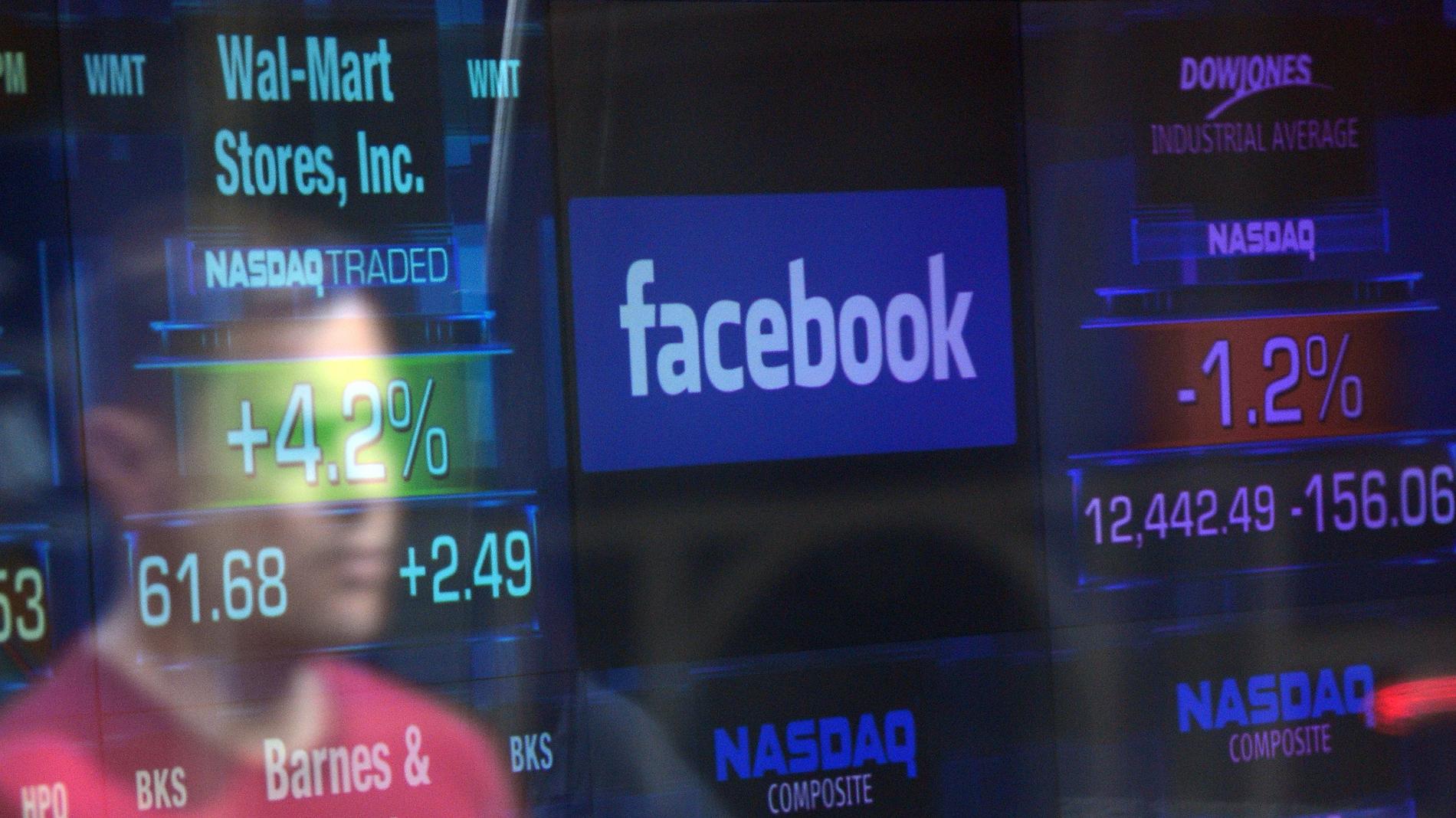 La crisis de confianza en Facebook provoca pérdidas del 10% de su valor en dos días