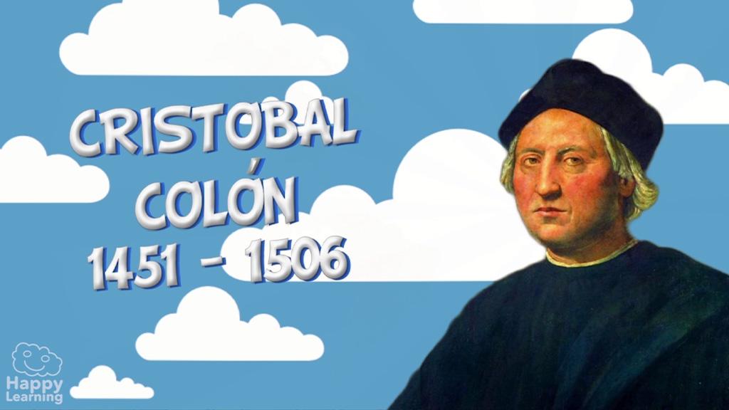 CIENCIAS SOCIALES - Cristóbal Colón