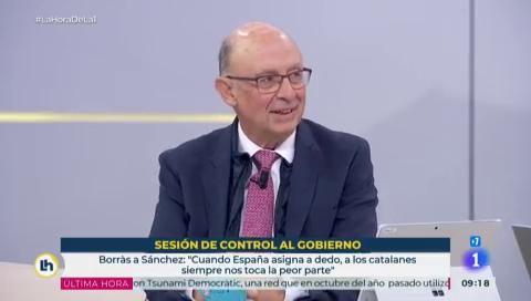 Cristóbal Montoro analiza los nuevos Presupuestos Generales