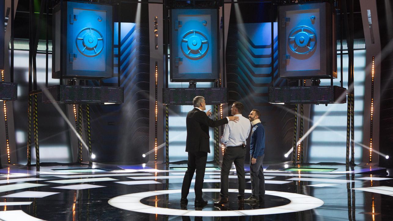 Crush - Emilio y Sergio bordan la final pero se quedan a un acierto del premio