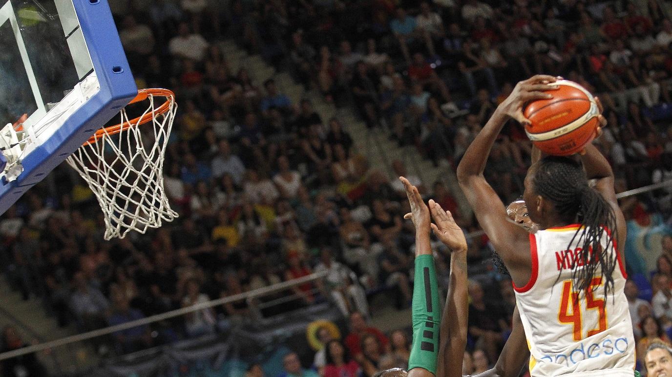 Baloncesto - Campeonato del Mundo Femenino 2018. 1/8 de Final: España - Senegal