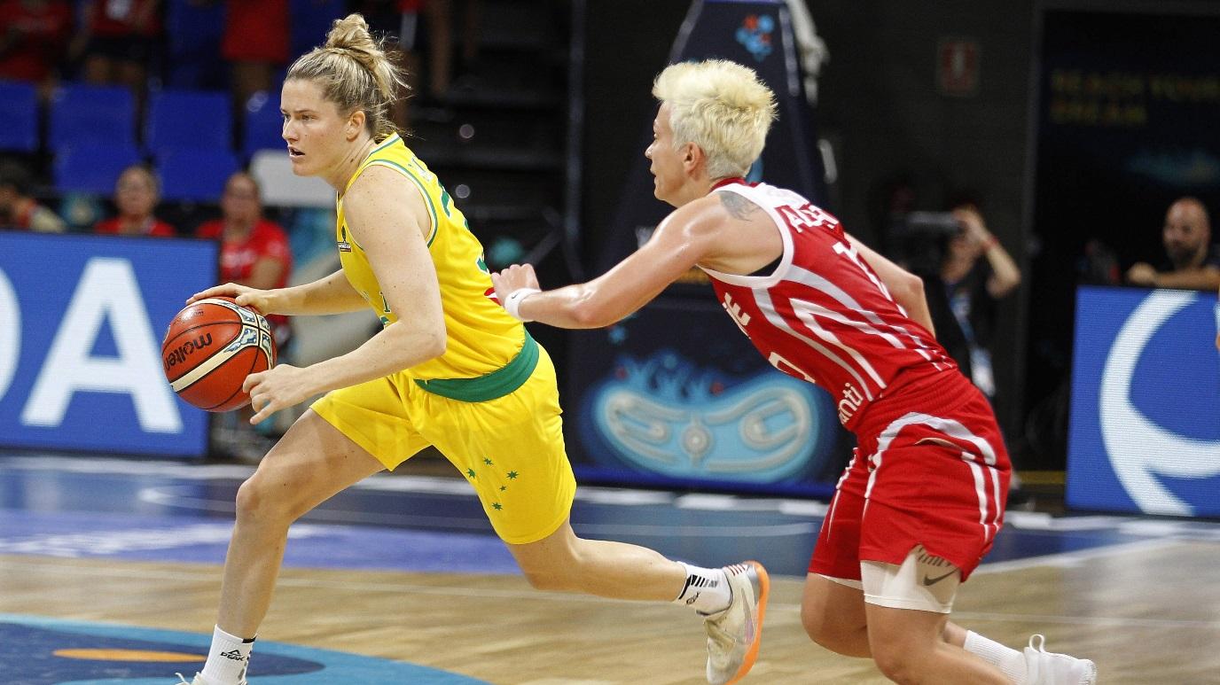 Baloncesto - Campeonato del Mundo Femenino 2018: Australia - Turquía