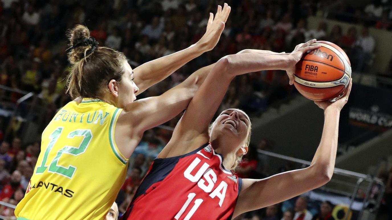 Baloncesto - Campeonato del Mundo Femenino 2018. Final: EE.UU. - Australia