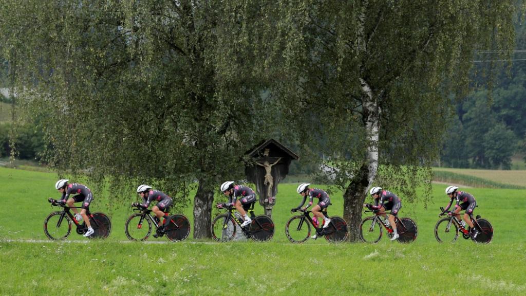 Ciclismo - Campeonato del Mundo en Ruta Contrarreloj Femenina Equipos
