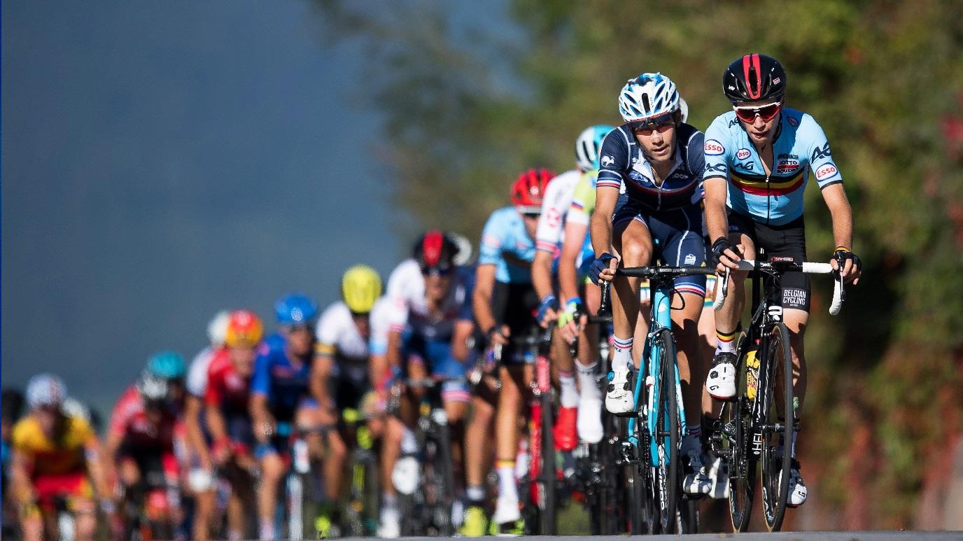 Ciclismo - Campeonato del Mundo en Ruta. Prueba Ruta Sub-23 Masculina