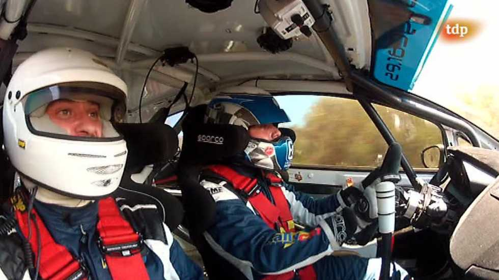 Automovilismo - Cto. España Rallys asfalto. 'Rally Comunidad de Madrid'