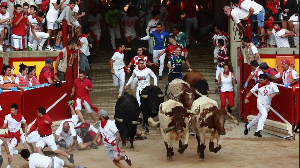 Vive San Fermín - Cuarto encierro