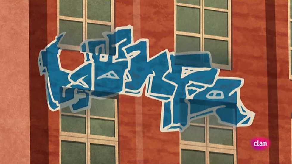 The Case of the Graffitti on the School Façade