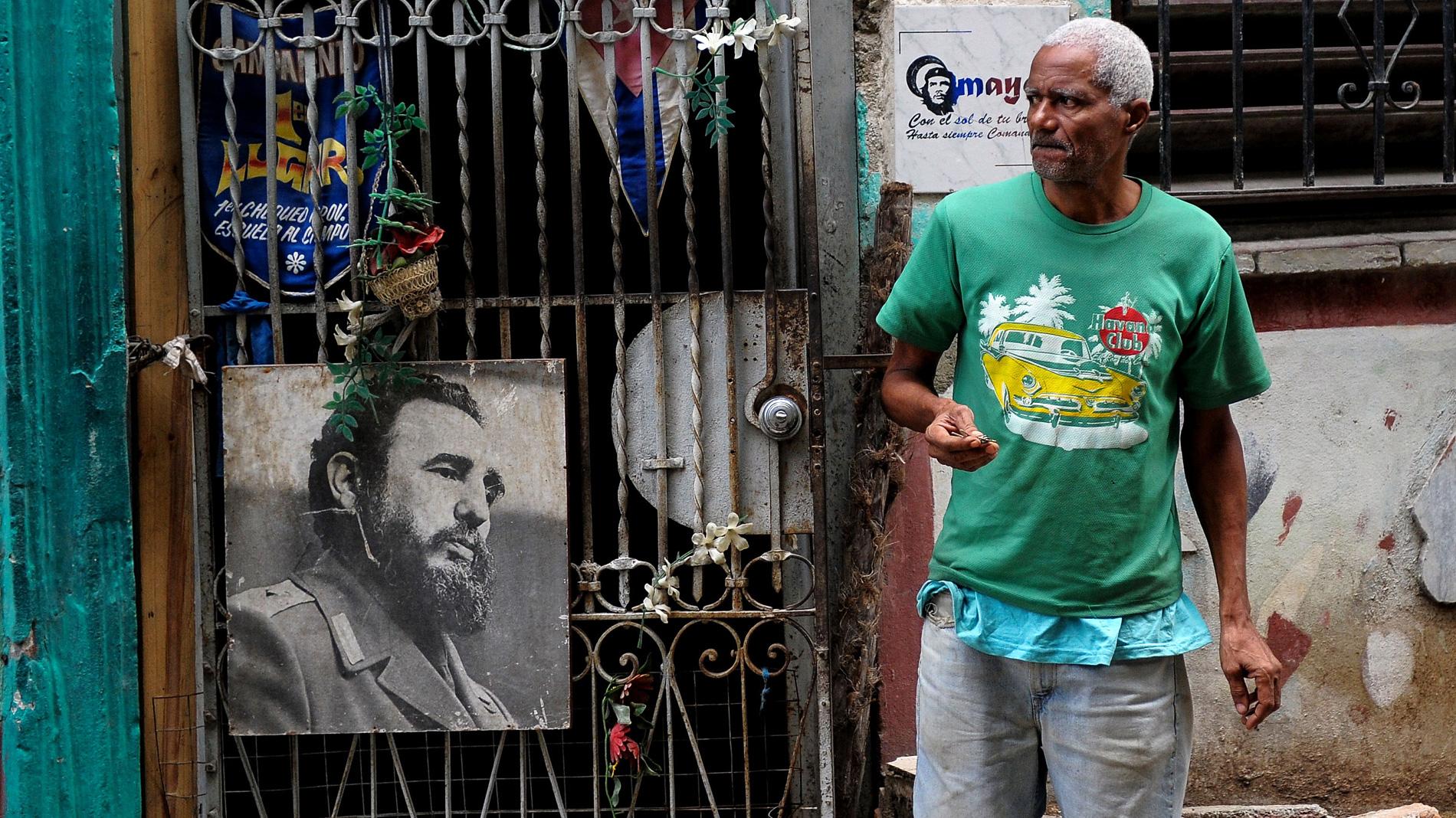 Cuba, un año sin Fidel Castro