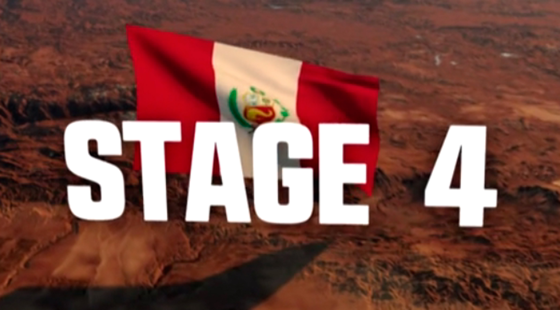 Dakar 2019. Etapa 4. Arequipa-Tacno