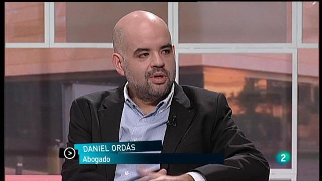 Para Todos La 2 - Entrevista: Daniel Ordás, escritor