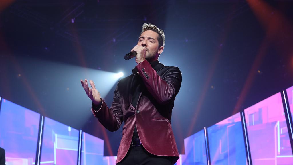 Operación Triunfo - David Bisbal canta 'Mi princesa' en la Gala Final de OT