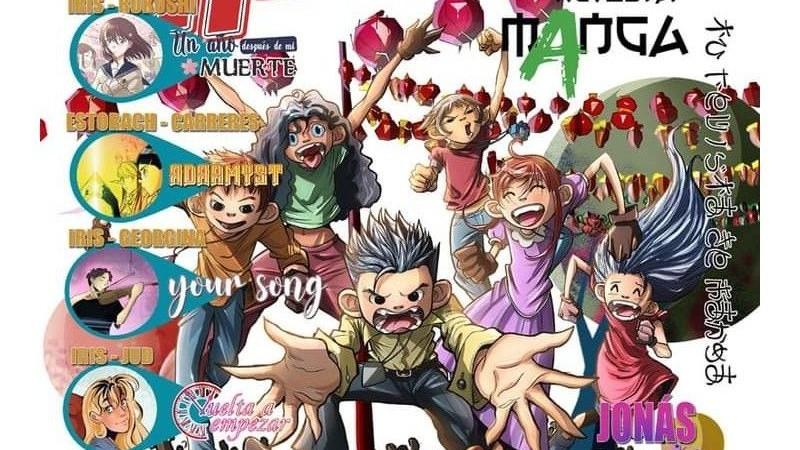Kame Kame , una nueva revista de manga hecha en España