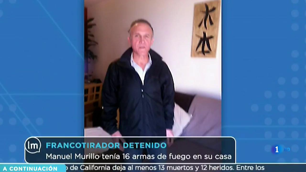 La Mañana - Manuel Murillo: el francotirador que quería atentar contra Pedro Sánchez