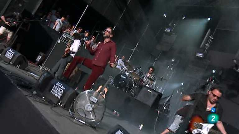 Festivales de verano - Día de la música: Mercury Rev y Maximo Park