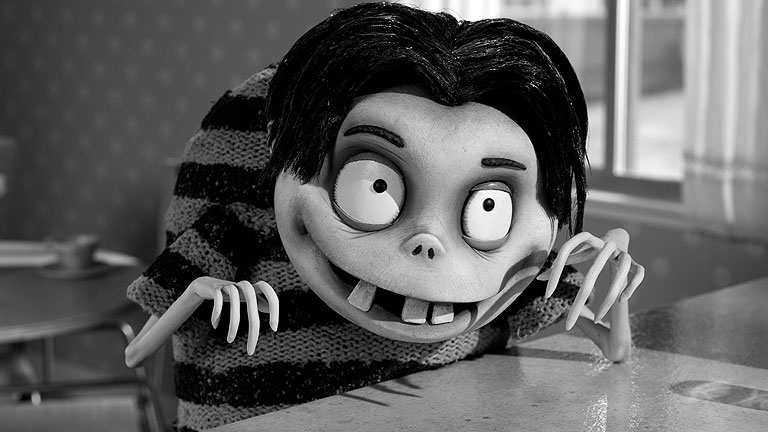 Días de cine: Tráiler de 'Frankenweenie', de Tim Burton