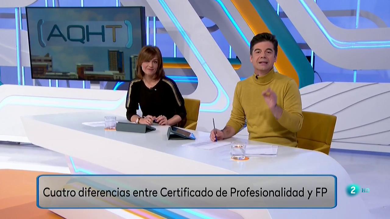 Diferencias entre FP y Certificado de Profesionalidad