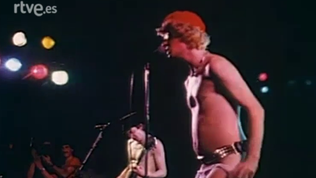 La edad de oro - Dis Berlin, Malcom McLaren, Flesh for Lulu y The Damed