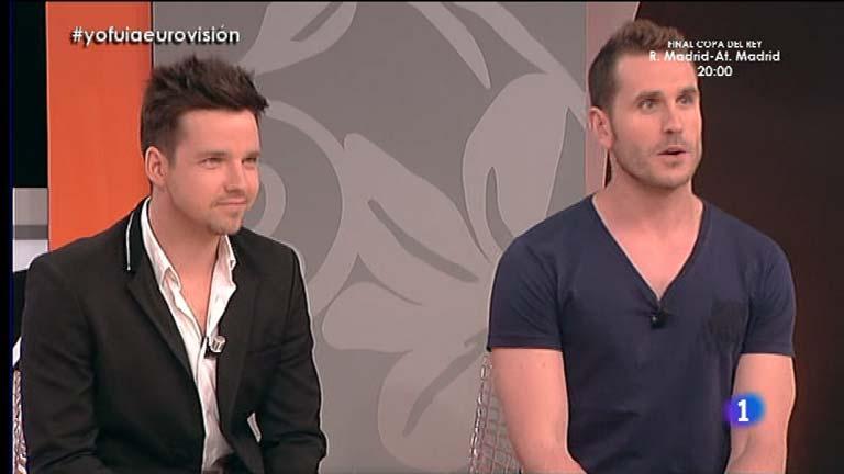 Tenemos que hablar - D'Nash saltó a la fama tras Eurovisión 2007