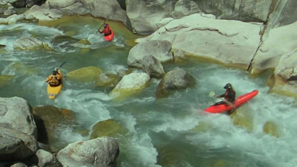 Al filo de lo imposible - Dudh Kosi, el río del Everest