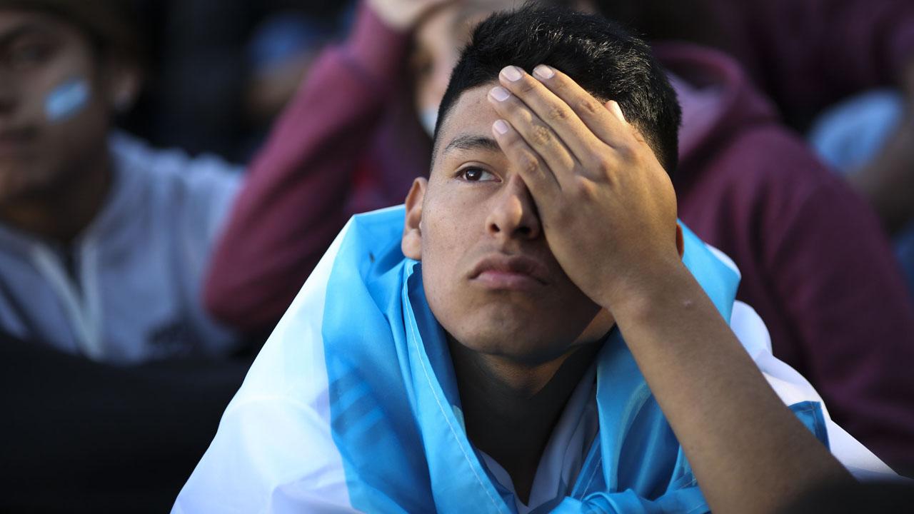 Duras críticas a Messi, Sampaoli y Caballero en las televisiones Argentina