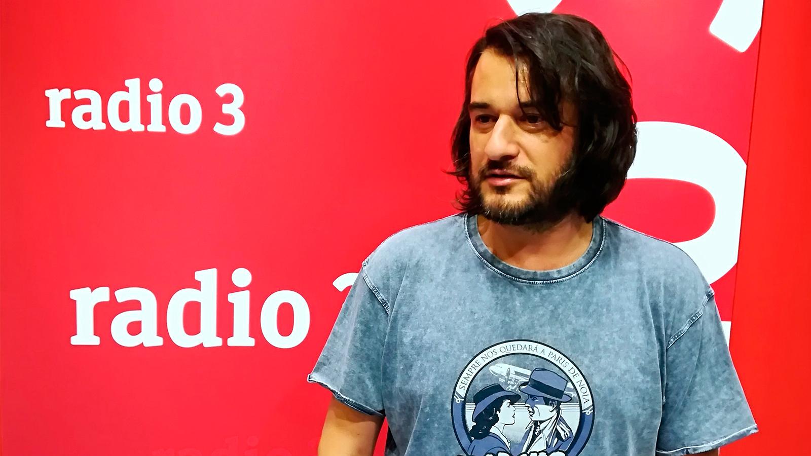 Efecto Doppler - 'Malaherba' con Manuel Jabois - 22/05/19 - RTVE.es