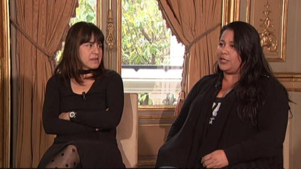 Conversatorios en Casa de América - Egly Larreynaga y Magda Henríquez